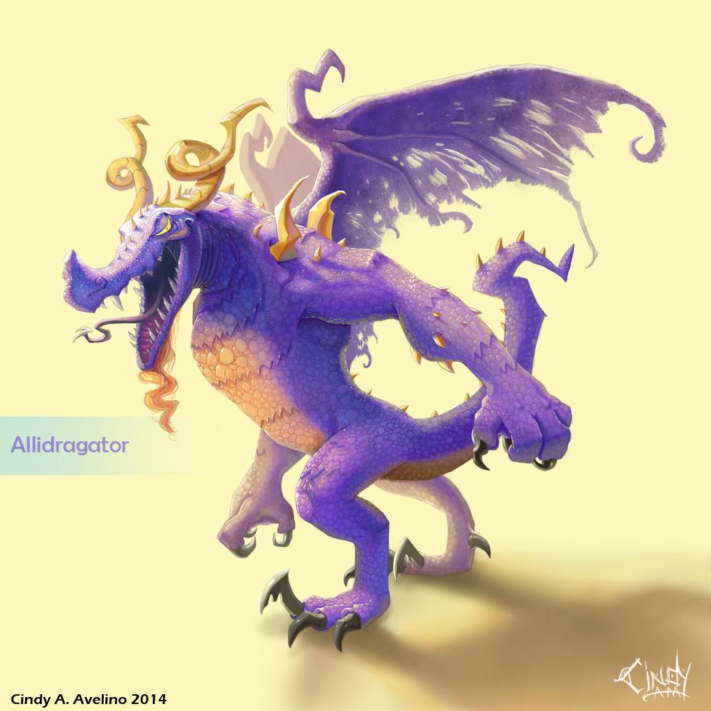 Allidragator