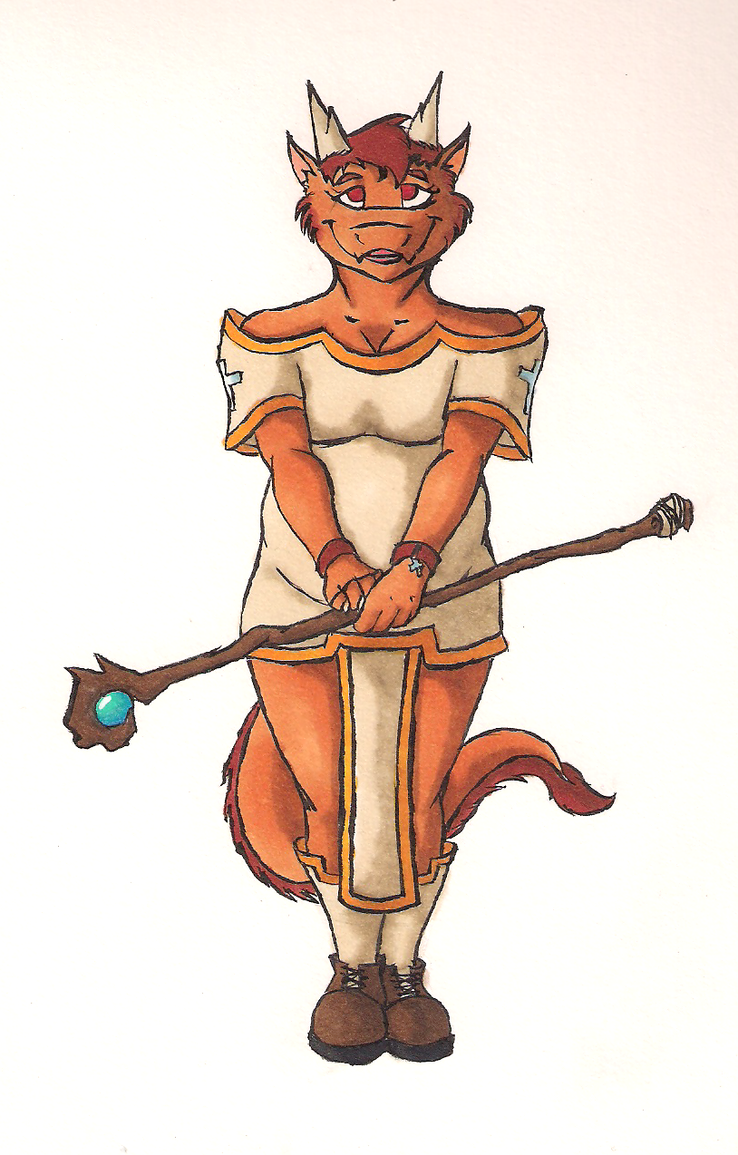 Cyrette Cleric