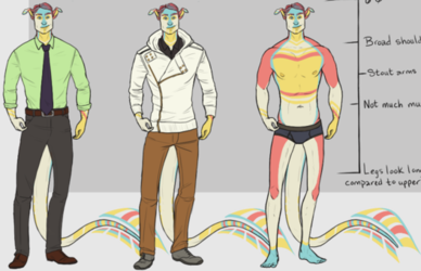 [2014] Daybreak (humanoid sheet)