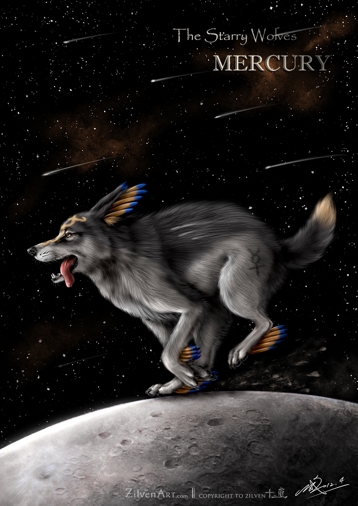 The Starry Wolves - Mercury