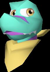 Lizard Dude 64