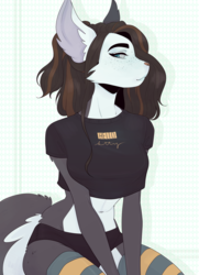 YCH- Sultry