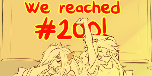 200th Patreon Exclusive Sketch Reached!