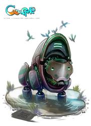 Cudacter Hippo