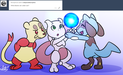 Baby Mewtwo replies question #37