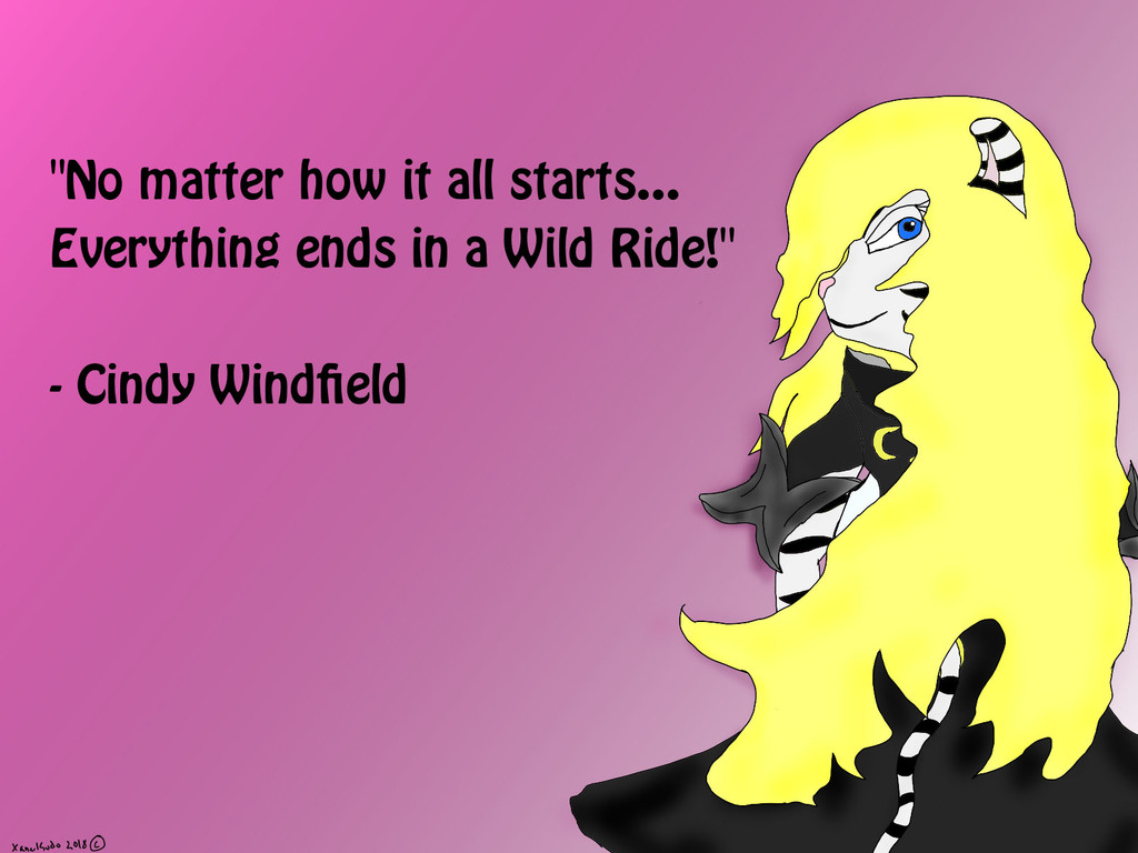 Most recent image: Cindy Windfield