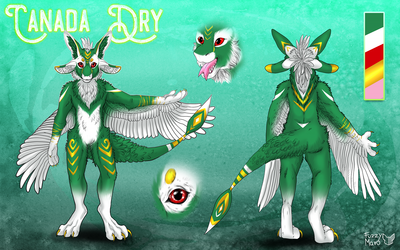 Canada Dry-character sheet
