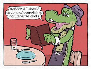 Gon' E-Choo! Strip 112 (www.gonechoo.com)