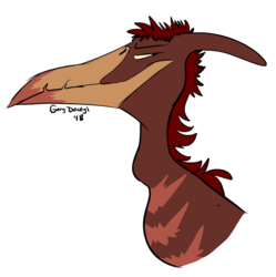 A Pterodactyl Named Gary