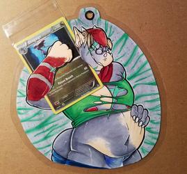 Pokemon Card TF - Rampardos