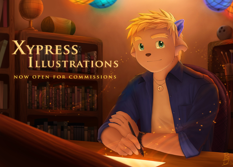 Xypress Illustrations