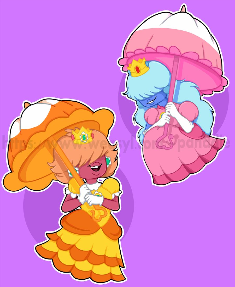 SU- Princess Gems