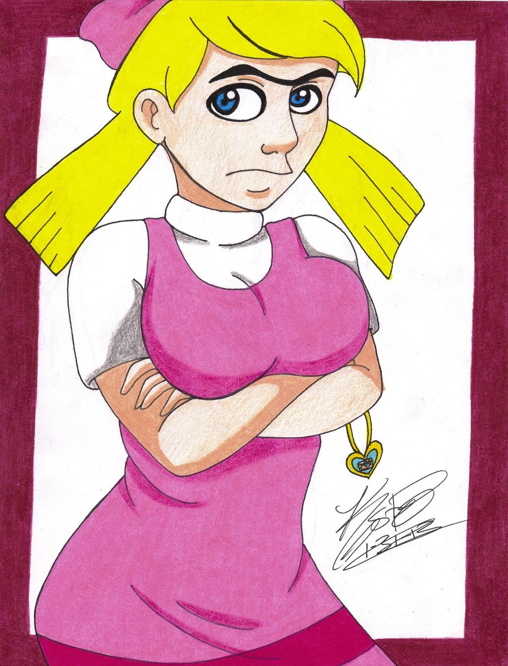:Hey Helga: