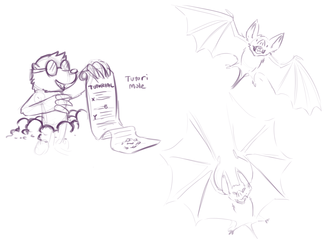 Monster/Character Sketches 2 [Arx Dracula]