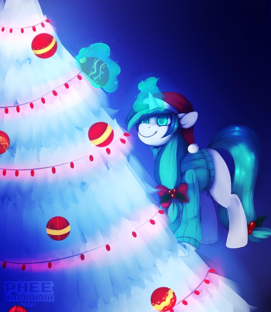 :CM: Glowing Christmas
