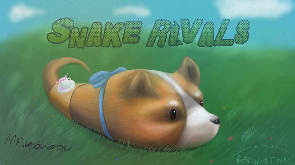 Most recent image: Snake rivals Mr.Wouwou
