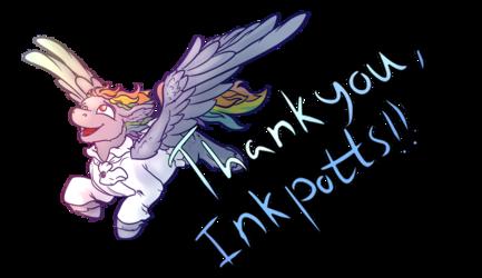 Thankyou, Inkpotts