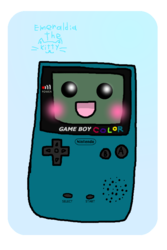 Throwback Thursday: Kawaii Gameboy Color