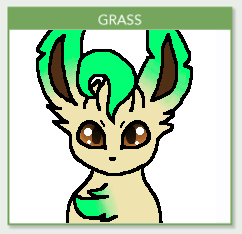 Favorite Pokemon by type (Daily) #9 Leafeon