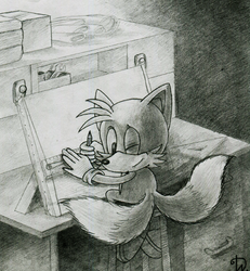 Creating a drawing