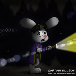 Adventure Pirate Bunny