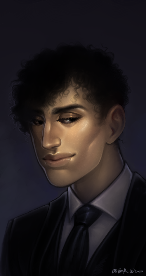 Most recent image: Bust, Painting: Haemon