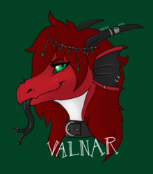 Valnar Headshot Badge
