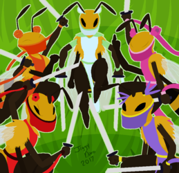 Bee Squad!