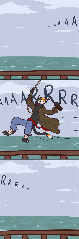 Pirates Just Wanna Have Fun
