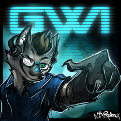 Todd Squall / Gwi by NimRoderick