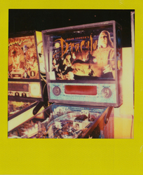 Texas Pinball Festival - Dracula