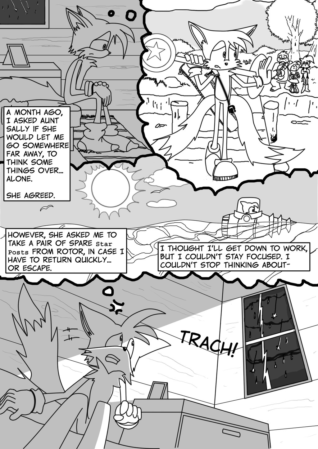 The Island of Ruin - Page 3