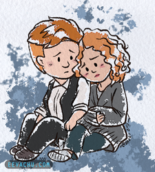 Sad Tiny Gingers