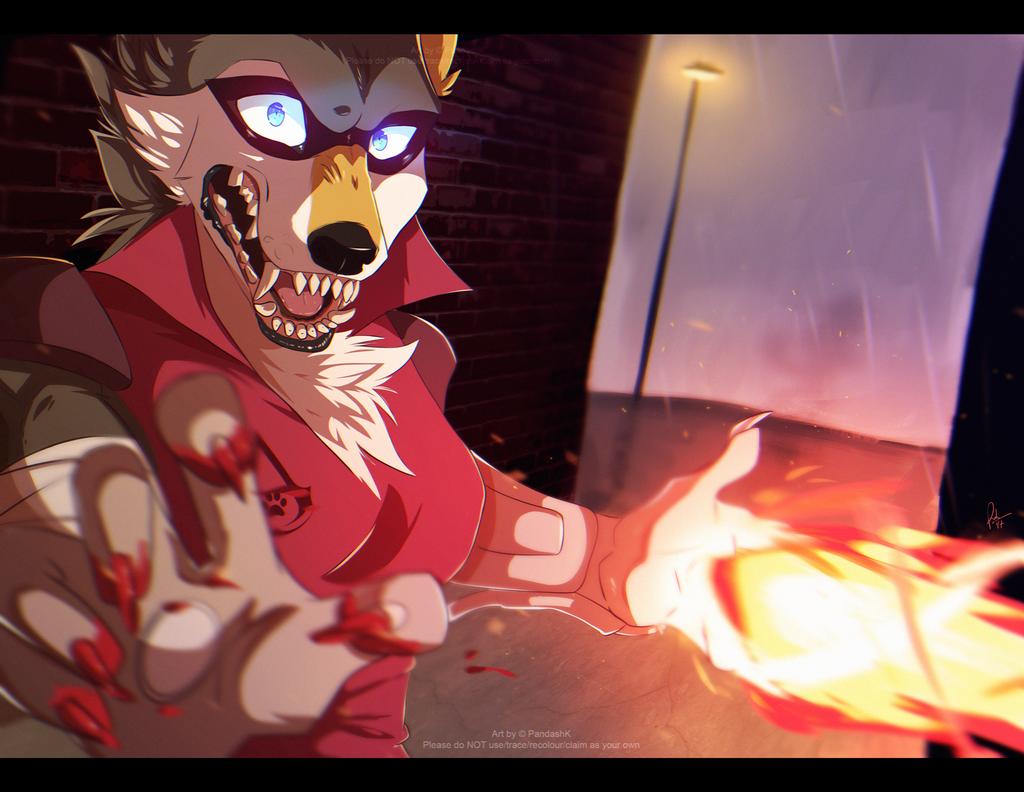 You're Next! - By PandashK