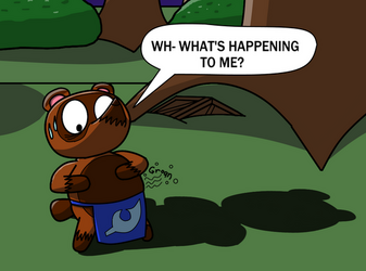 """""""Tom Nook Went Out of Bounds Part 1"""" -TEG"""