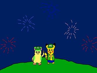 (DeviantArt Archieve) Happy Independence Day!