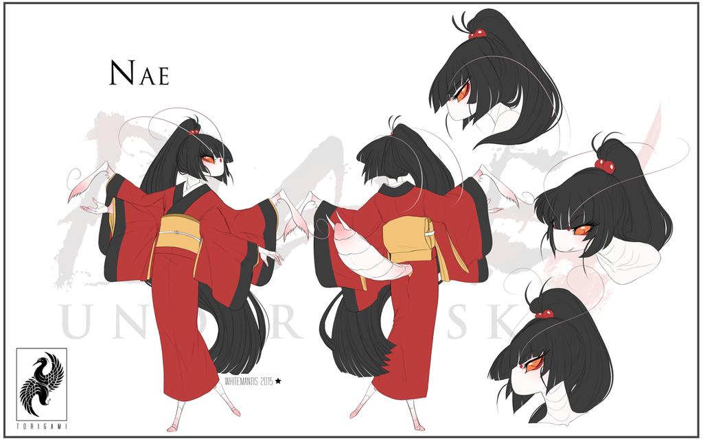 Blade Under Mask: Nae