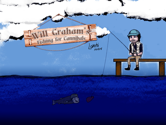 Fishing with Will
