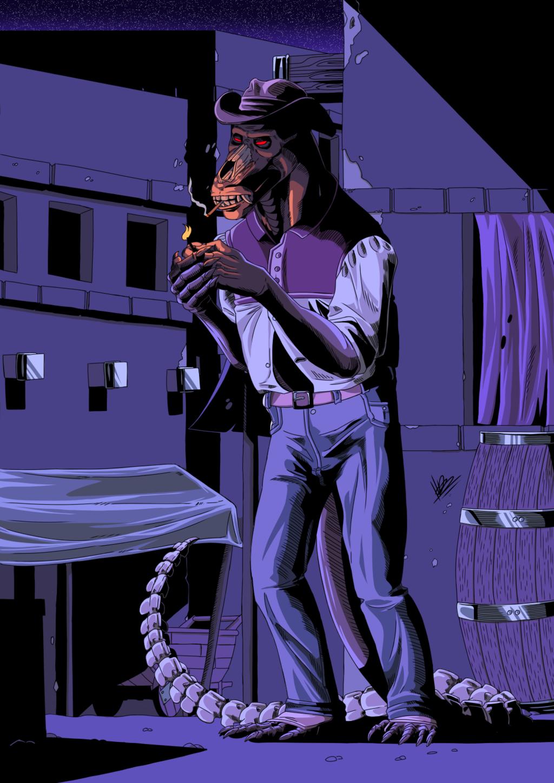 Late Night Smoke