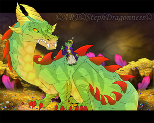 CB: Dragons of a Kind