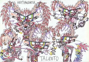 Talento-R - doodles