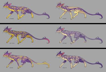 Liepard Variations