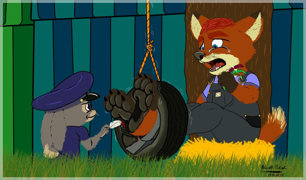Gideon's punishment