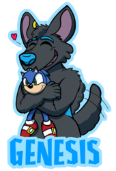 BLFC 2018 Badge Commission for SonicTheScrewdriver