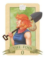 Lor Tarot card commission