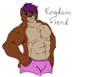Male Kingdom w/muscles - Fatglaz