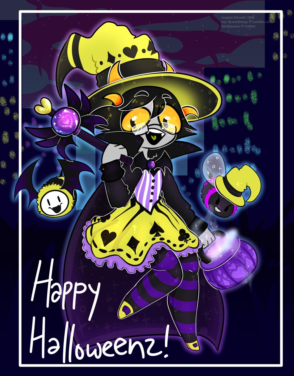 Happy Halloweenz!