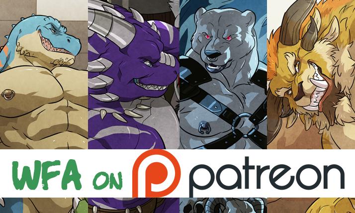 Most recent image: Patreon!