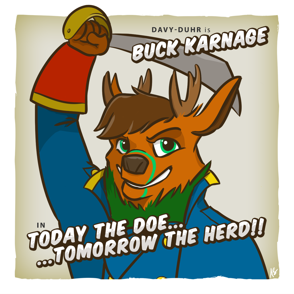 Buck Karnage