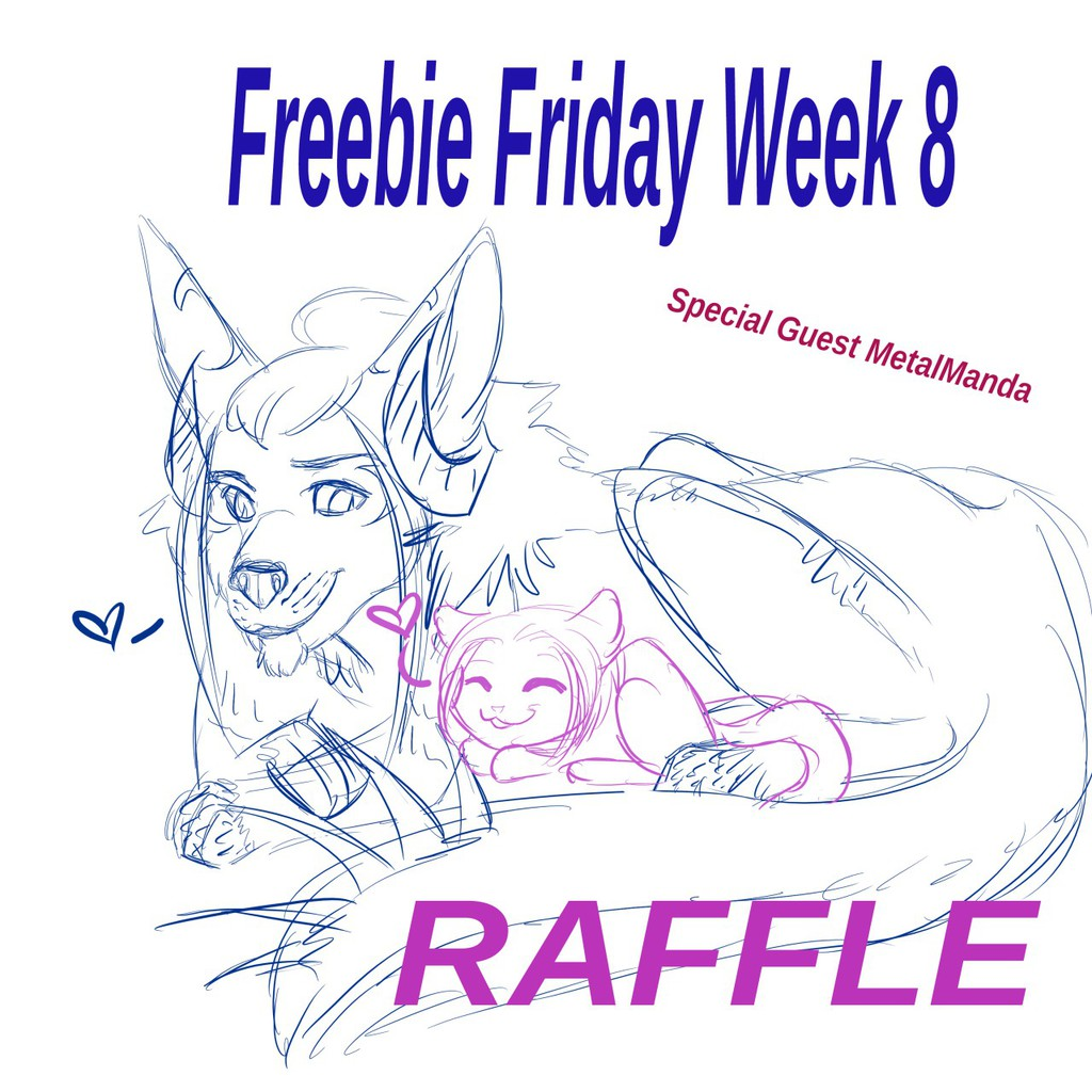 Most recent image: Freebie Friday Week 8 RAFFLE
